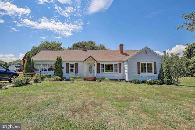 4905 Sandy Point Road, PRINCE FREDERICK, MD 20678 (#MDCA178380) :: The Redux Group