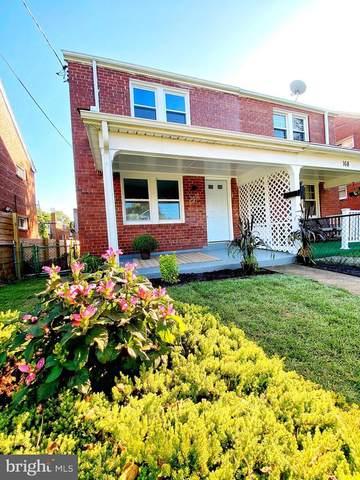 166 Forrester Street SW, WASHINGTON, DC 20032 (#DCDC484586) :: Crossman & Co. Real Estate
