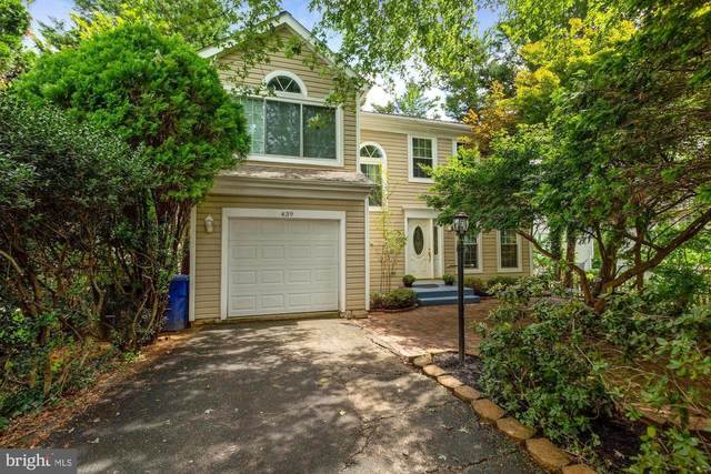 439 Foxridge Drive SW, LEESBURG, VA 20175 (#VALO420240) :: John Lesniewski | RE/MAX United Real Estate