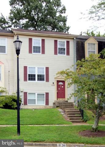 7107 Cipriano Springs Drive, LANHAM, MD 20706 (#MDPG579740) :: Tom & Cindy and Associates