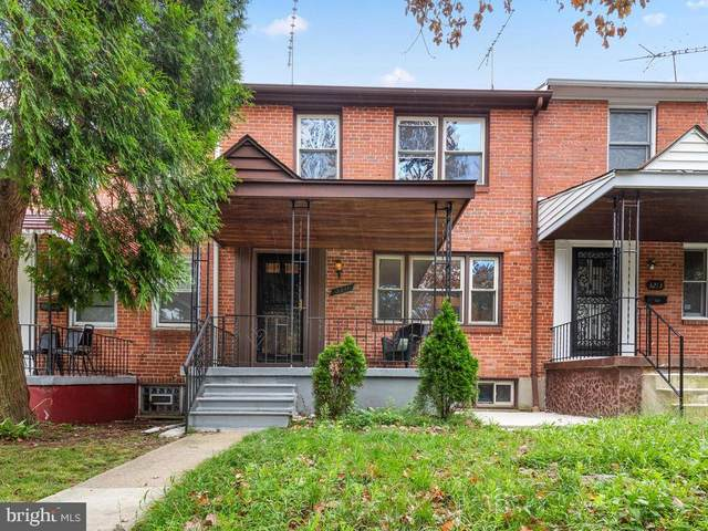3211 Yosemite Avenue, BALTIMORE, MD 21215 (#MDBA522658) :: Blackwell Real Estate