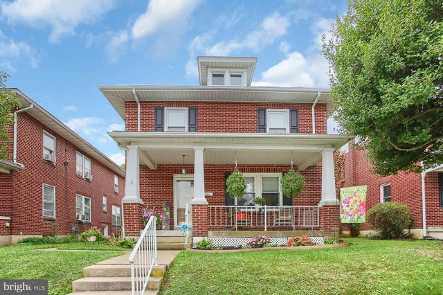 126 W Granada Avenue W, HERSHEY, PA 17033 (#PADA125246) :: The Joy Daniels Real Estate Group