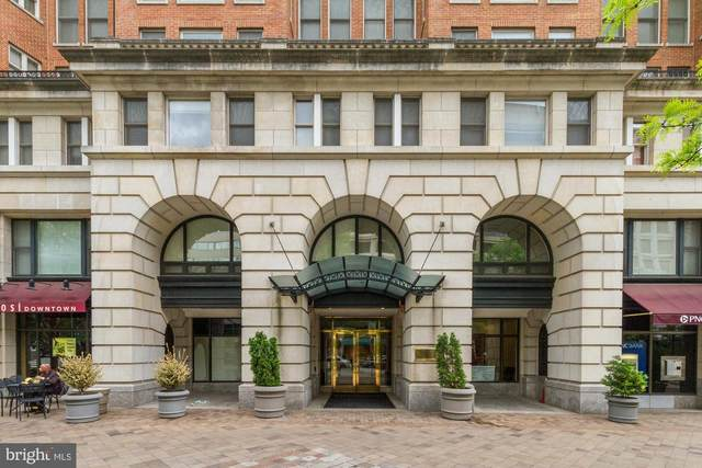 601 Pennsylvania Avenue NW #710, WASHINGTON, DC 20004 (#DCDC484614) :: Jennifer Mack Properties
