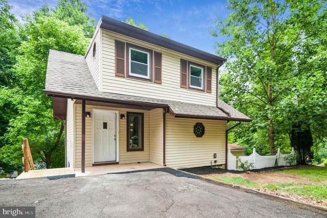 3446 Temple Ave Woodside, FEASTERVILLE TREVOSE, PA 19053 (#PABU505818) :: Blackwell Real Estate