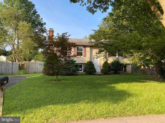 1334 Hillcrest Drive, FREDERICK, MD 21703 (#MDFR270146) :: AJ Team Realty