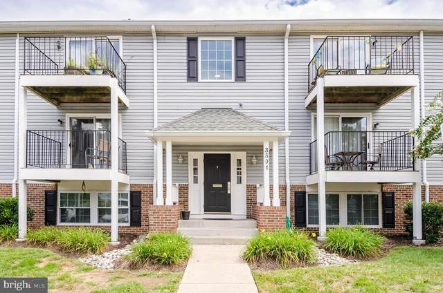 3501 Davenport Court B, PASADENA, MD 21122 (#MDAA445206) :: AJ Team Realty
