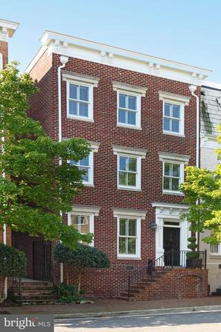 116 Queen Street, ALEXANDRIA, VA 22314 (#VAAX250460) :: Debbie Dogrul Associates - Long and Foster Real Estate