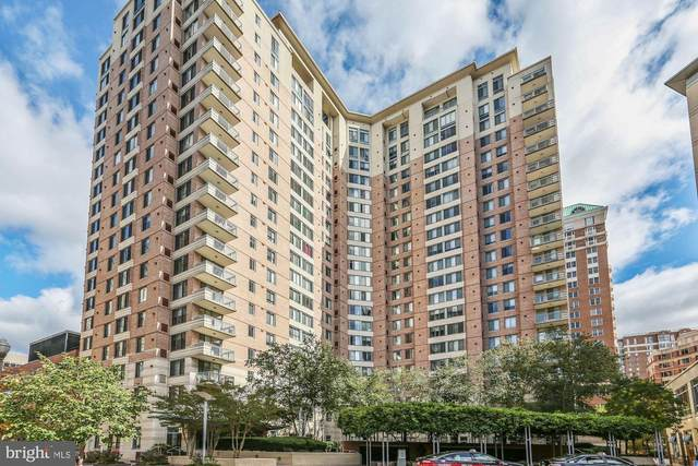 851 N Glebe Road #816, ARLINGTON, VA 22203 (#VAAR168828) :: The Putnam Group