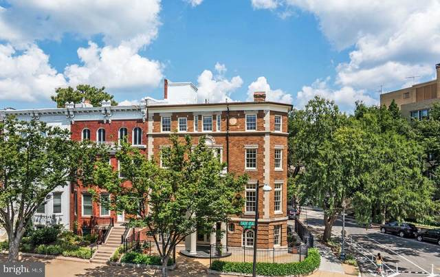2301 Calvert Street NW, WASHINGTON, DC 20008 (#DCDC484646) :: Crossman & Co. Real Estate