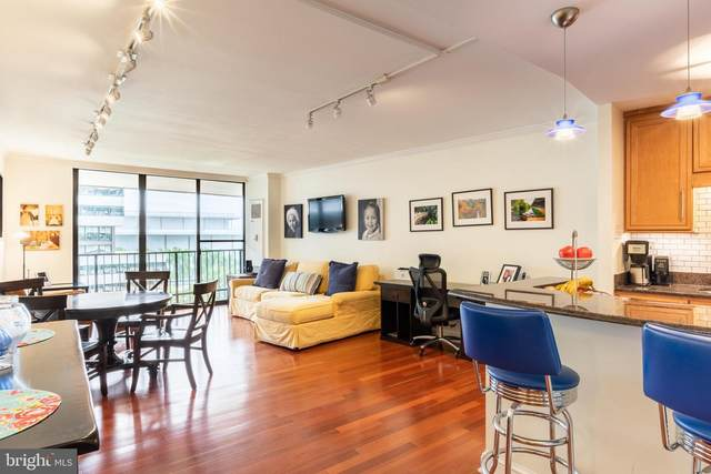 700 New Hampshire Avenue NW #901, WASHINGTON, DC 20037 (#DCDC484650) :: Jennifer Mack Properties