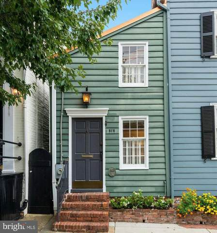 515 Queen Street, ALEXANDRIA, VA 22314 (#VAAX250462) :: SURE Sales Group