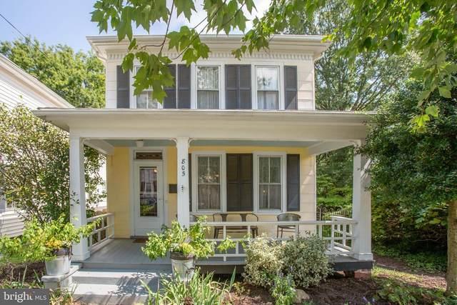 805 Weedon Street, FREDERICKSBURG, VA 22401 (#VAFB117714) :: Debbie Dogrul Associates - Long and Foster Real Estate