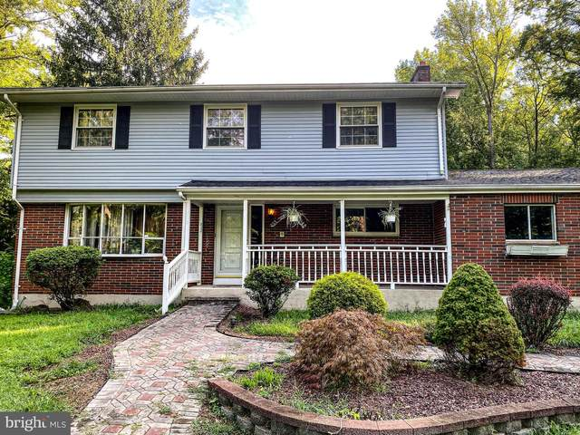 155 Deans Lane, MONMOUTH JUNCTION, NJ 08852 (#NJMX124948) :: Pearson Smith Realty