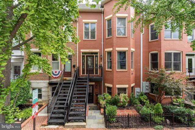 1913 6TH Street NW, WASHINGTON, DC 20001 (#DCDC484662) :: The Riffle Group of Keller Williams Select Realtors