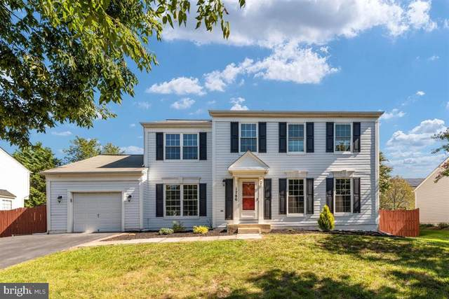 1780 Lasalle Place, SEVERN, MD 21144 (#MDAA445220) :: The Riffle Group of Keller Williams Select Realtors