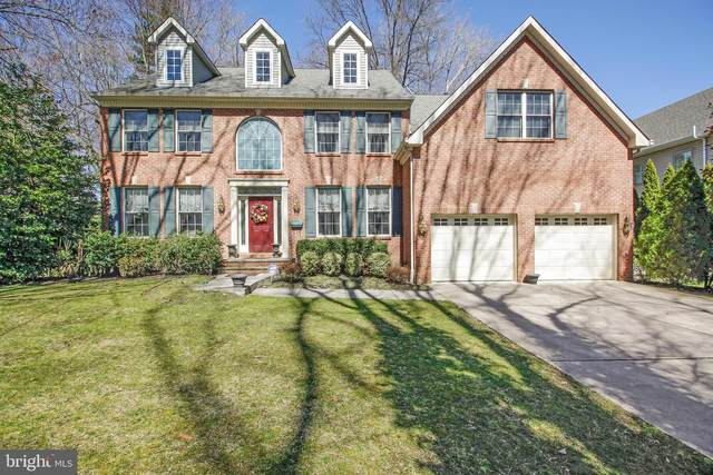 43 Pennbrook Drive, HADDONFIELD, NJ 08033 (#NJCD401742) :: Linda Dale Real Estate Experts