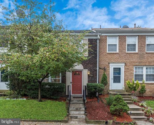5757 Yellowrose Court, COLUMBIA, MD 21045 (#MDHW284666) :: Ultimate Selling Team