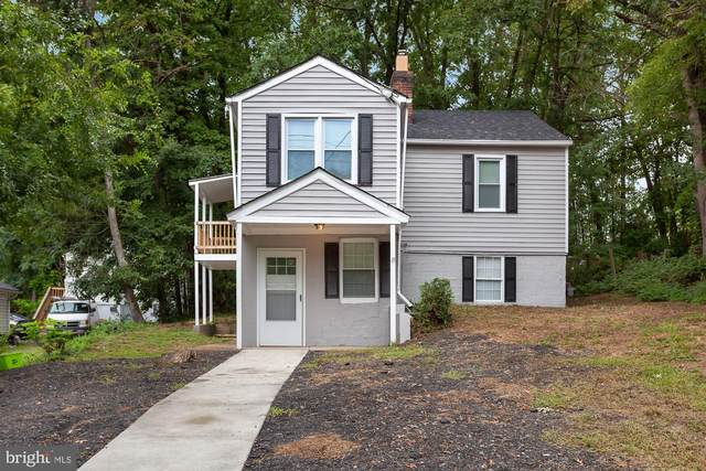 18608 Old Triangle Road, TRIANGLE, VA 22172 (#VAPW503780) :: The Piano Home Group