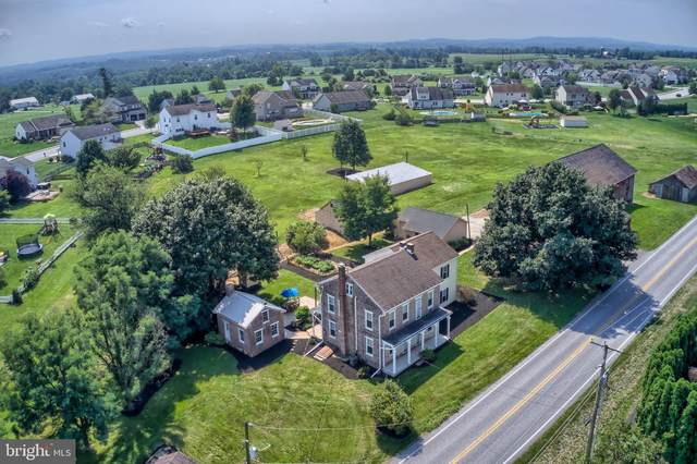 2890 Admire Road, DOVER, PA 17315 (#PAYK144568) :: The Joy Daniels Real Estate Group