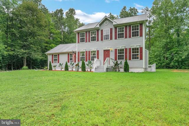 7084 Arrow Wood Drive, FREDERICKSBURG, VA 22408 (#VACV122740) :: AJ Team Realty