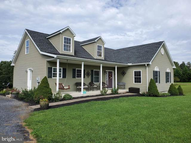 1860 Double Church Road, STEPHENS CITY, VA 22655 (#VAFV159550) :: Debbie Dogrul Associates - Long and Foster Real Estate