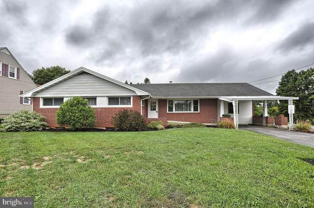 935 E Chocolate Avenue, HERSHEY, PA 17033 (#PADA125284) :: TeamPete Realty Services, Inc