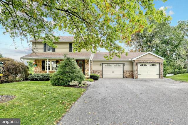 183-A Dew Drop Road, EAST YORK, PA 17402 (#PAYK144572) :: TeamPete Realty Services, Inc