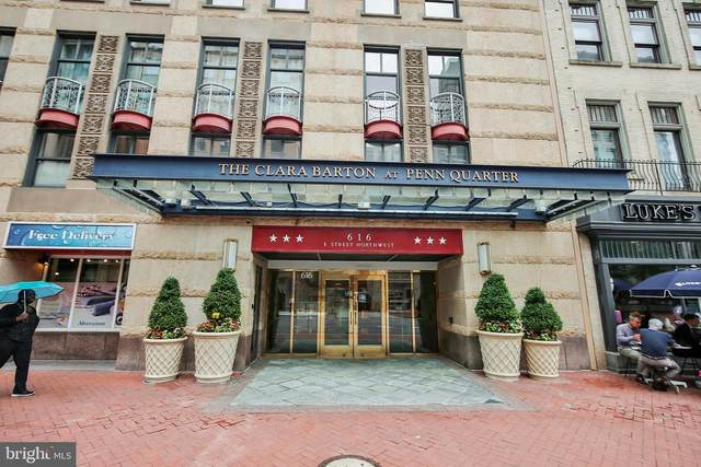 616 E Street NW #602, WASHINGTON, DC 20004 (#DCDC484726) :: Crossman & Co. Real Estate