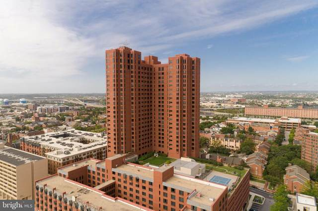 10 E Lee Street #2307, BALTIMORE, MD 21202 (#MDBA522750) :: The Putnam Group