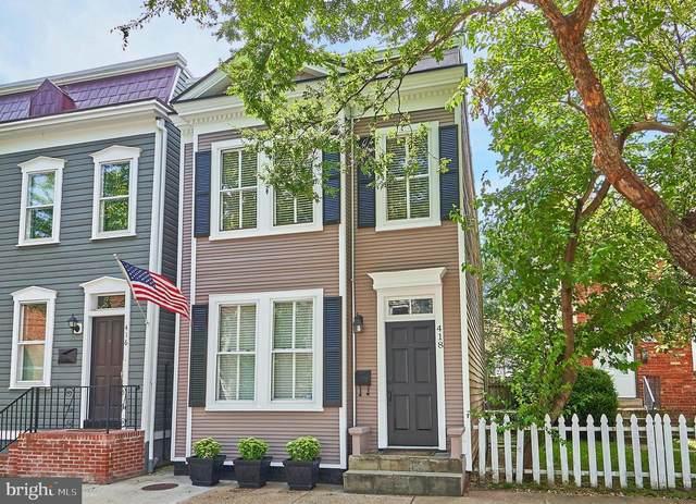 418 N Patrick Street, ALEXANDRIA, VA 22314 (#VAAX250476) :: Jennifer Mack Properties