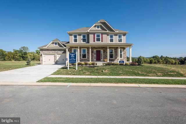 12113 Pleasant Walk Road, MYERSVILLE, MD 21773 (#MDFR270184) :: AJ Team Realty