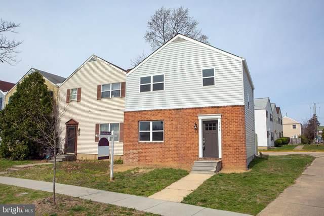 226 Savannah Street SE, WASHINGTON, DC 20032 (#DCDC484752) :: Jennifer Mack Properties