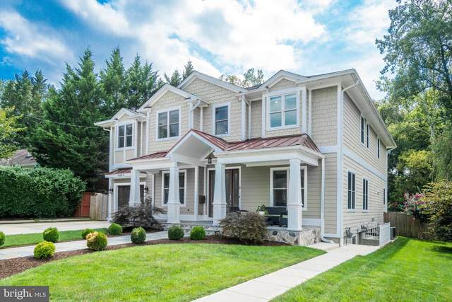 9804 Parkwood Drive, BETHESDA, MD 20814 (#MDMC723804) :: The Licata Group/Keller Williams Realty