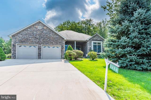 6686 Bent Oak Drive, FAYETTEVILLE, PA 17222 (#PAFL175008) :: TeamPete Realty Services, Inc