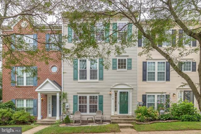 119 Bramblebush Lane, LAUREL, MD 20724 (#MDAA445268) :: Crossman & Co. Real Estate