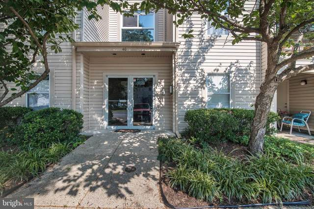 40 Hearthstone Court C, ANNAPOLIS, MD 21403 (#MDAA445270) :: The Riffle Group of Keller Williams Select Realtors