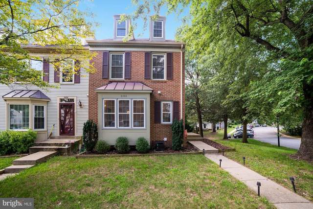 8486 Springfield Oaks Drive, SPRINGFIELD, VA 22153 (#VAFX1152432) :: Debbie Dogrul Associates - Long and Foster Real Estate