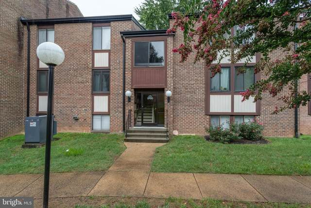 9700 Kingsbridge Drive #001, FAIRFAX, VA 22031 (#VAFX1152440) :: Crossman & Co. Real Estate