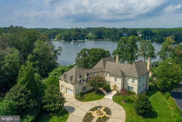 225 Wardour Drive, ANNAPOLIS, MD 21401 (#MDAA445306) :: Realty One Group Performance