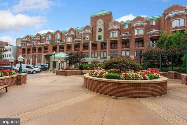 22 Courthouse Square #411, ROCKVILLE, MD 20850 (#MDMC723848) :: Ultimate Selling Team