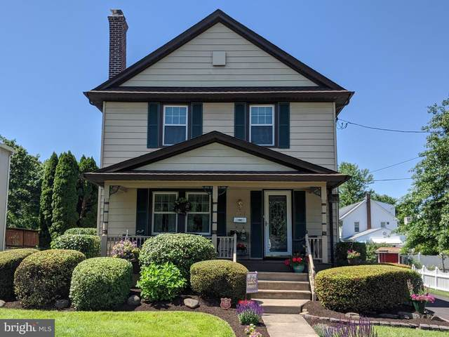 107 Fairview Avenue, HATBORO, PA 19040 (#PAMC662304) :: ExecuHome Realty