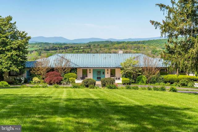 8362 Lees Ridge Road, WARRENTON, VA 20186 (#VAFQ167078) :: Colgan Real Estate