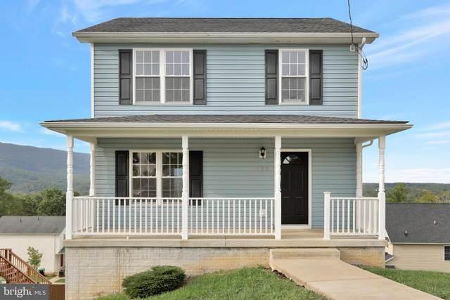508 Thompson Street, STRASBURG, VA 22657 (#VASH120196) :: Pearson Smith Realty