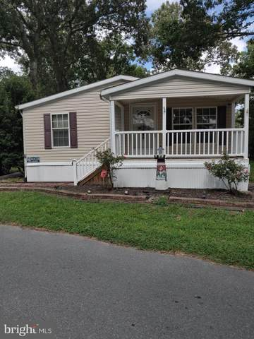 34439 Dog Wood Road #52061, MILLSBORO, DE 19966 (#DESU168226) :: CoastLine Realty