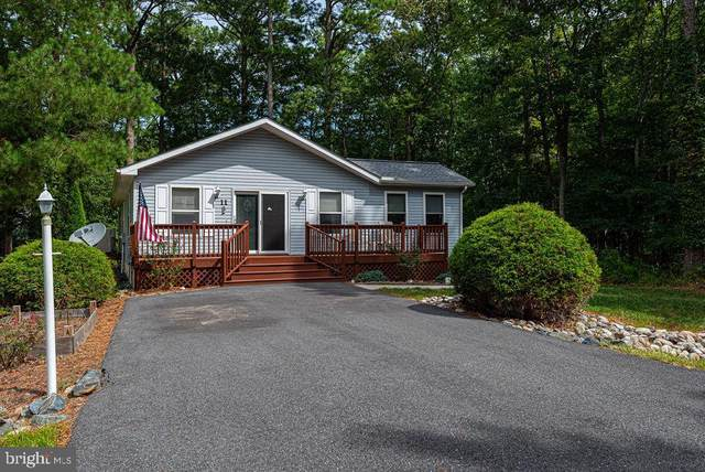11 Fosse Grange, OCEAN PINES, MD 21811 (#MDWO116504) :: Pearson Smith Realty