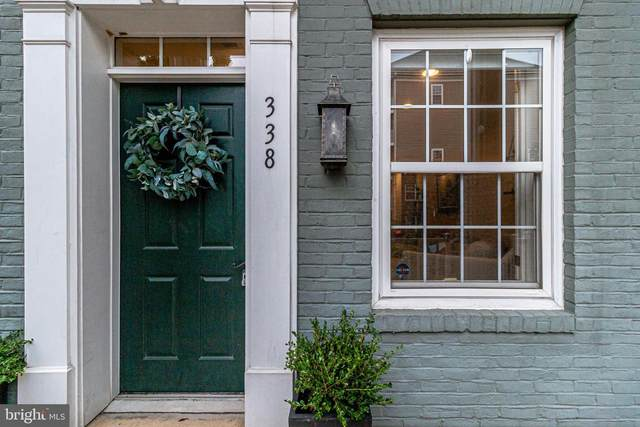 338 S West Street, ALEXANDRIA, VA 22314 (#VAAX250518) :: Debbie Dogrul Associates - Long and Foster Real Estate