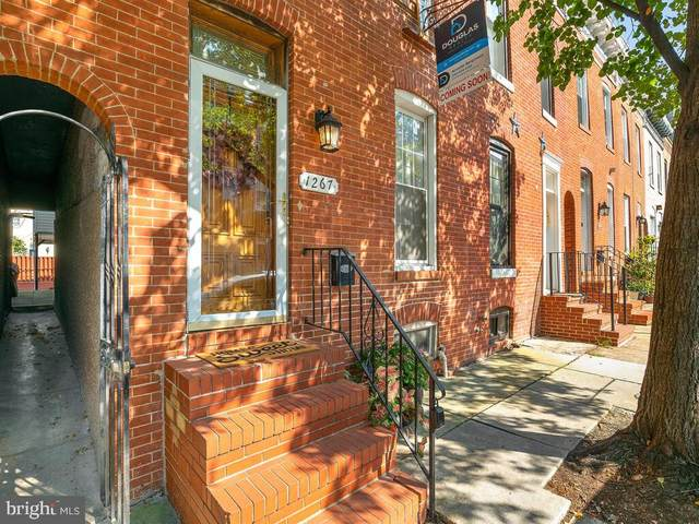 1267 William Street, BALTIMORE, MD 21230 (#MDBA522826) :: Ultimate Selling Team