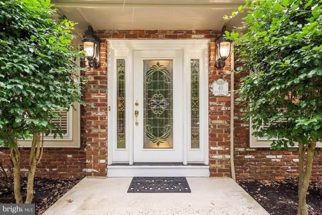 40 Bunker Hill Road, SHAMONG, NJ 08088 (MLS #NJBL380872) :: The Dekanski Home Selling Team