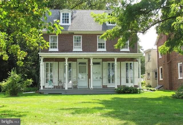 56 Riverbank, BEVERLY, NJ 08010 (MLS #NJBL380874) :: The Dekanski Home Selling Team
