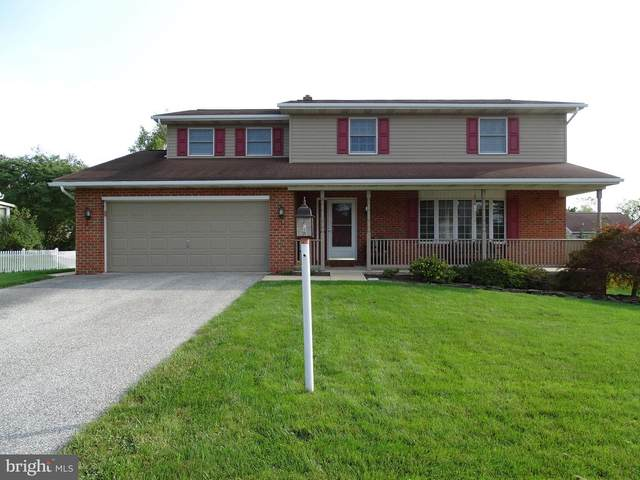 123 Cedar Drive, DOVER, PA 17315 (#PAYK144646) :: TeamPete Realty Services, Inc